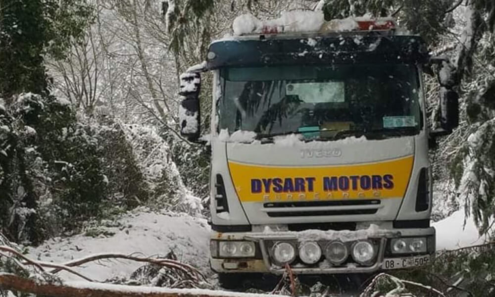 FREE Winter Checks At Dysart Motors For Month Of November